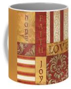 Bohemian Red Spice 1 Coffee Mug
