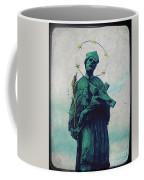 Bohemian Saint Coffee Mug by Linda Woods