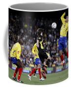 Bojan Krkic Stroke Coffee Mug
