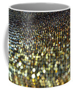 Bokeh Bling Watercolor Photoart Coffee Mug