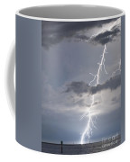 Bolt Out Of The Blue Coffee Mug