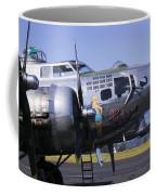 Bomber Sentimental Journey Coffee Mug