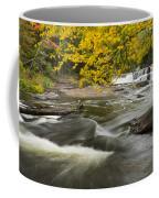 Bond Falls Upper 5 Coffee Mug