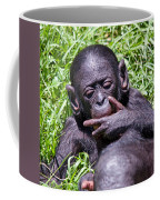 Bonobo 2 Coffee Mug