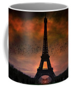 Bonsoir Paris Coffee Mug