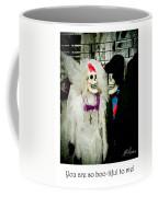 Boo-tiful Couple Coffee Mug