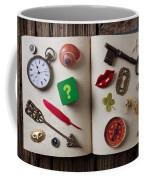 Book Of Secrets Coffee Mug