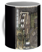 Bookwheel, 1588 Coffee Mug