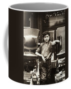 Bootblack, 1910 Coffee Mug