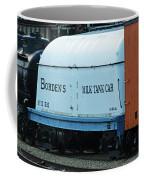 Bordens Milk Tank Car Coffee Mug