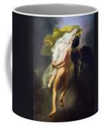 Boreas Abducting Oreithyia Coffee Mug