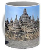 Borobudur Mahayana Buddhist Monument Coffee Mug