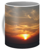 Bosphorus Sunset Marmara Sea Coffee Mug