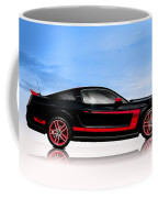 Boss Mustang Coffee Mug