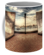 Boston - David Von Schlegell - Untiltled Coffee Mug