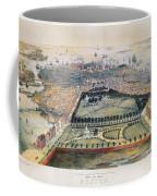 Boston, 1850 Coffee Mug