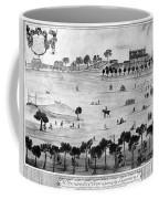 Boston Common, 1768 Coffee Mug