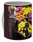 Boston Flowers Coffee Mug