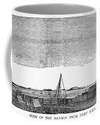Boston Harbor, 1776 Coffee Mug