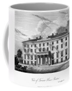 Boston: Hotel, C1835 Coffee Mug