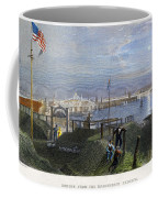 Boston, Mass., 1838 Coffee Mug