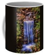 Botanical Garden Falls Coffee Mug