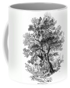 Botany: Oak Tree Coffee Mug