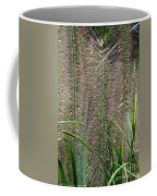Bottle Brush Grass Coffee Mug