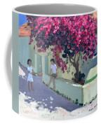 Bouganvillaea Coffee Mug