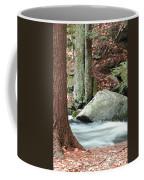 Boulder And Stream Coffee Mug