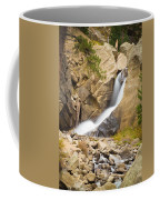 Boulder Colorado Boulder Falls Coffee Mug