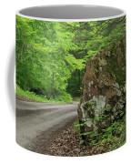 Boulder Rural Mountain Road Spring Coffee Mug
