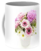 Bouquet Of Flowers Coffee Mug by Elena Elisseeva