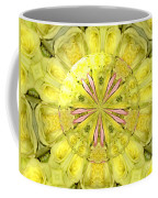 Bouquet Of Roses Kaleidoscope 12 Coffee Mug