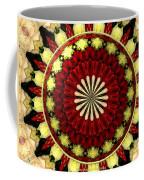Bouquet Of Roses Kaleidoscope 5 Coffee Mug