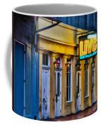 Bourbon Live - French Quarter Coffee Mug
