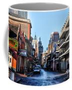 Bourbon Street By Day Coffee Mug