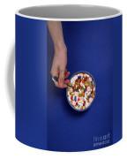 Bowl Of Pills Coffee Mug