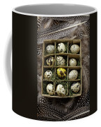 Box Of Quail Eggs Coffee Mug