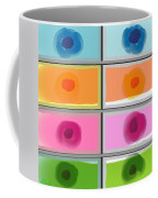 Boxed In Colors Coffee Mug