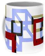 Boxed In Coffee Mug