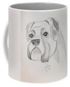 Boxer No Crop Coffee Mug