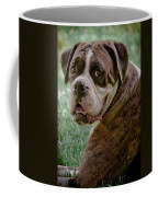 Boxer Smiles Coffee Mug