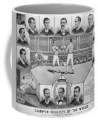 Boxing: American Champions Coffee Mug