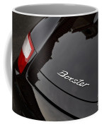 Boxster Coffee Mug