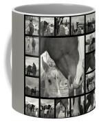 Boy Meets Horse Coffee Mug