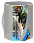 Boyd Plaza Fountain II Coffee Mug