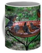 Boys At The Bath Coffee Mug