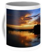 Braden River Sunset Coffee Mug
