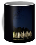 Bradford Pear Trees, Tennessee, Usa Coffee Mug